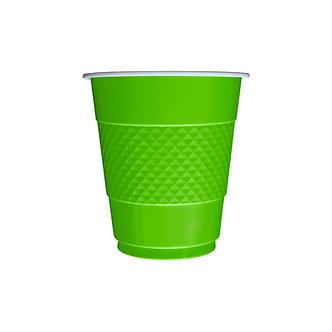 Vaso x10 verde lima
