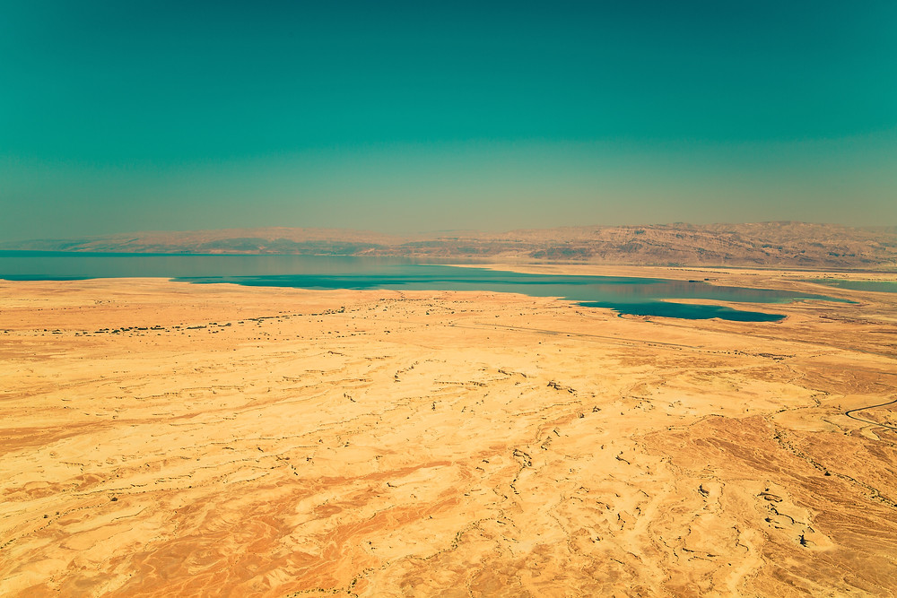 Dead Sea, Israel (Unsplash)