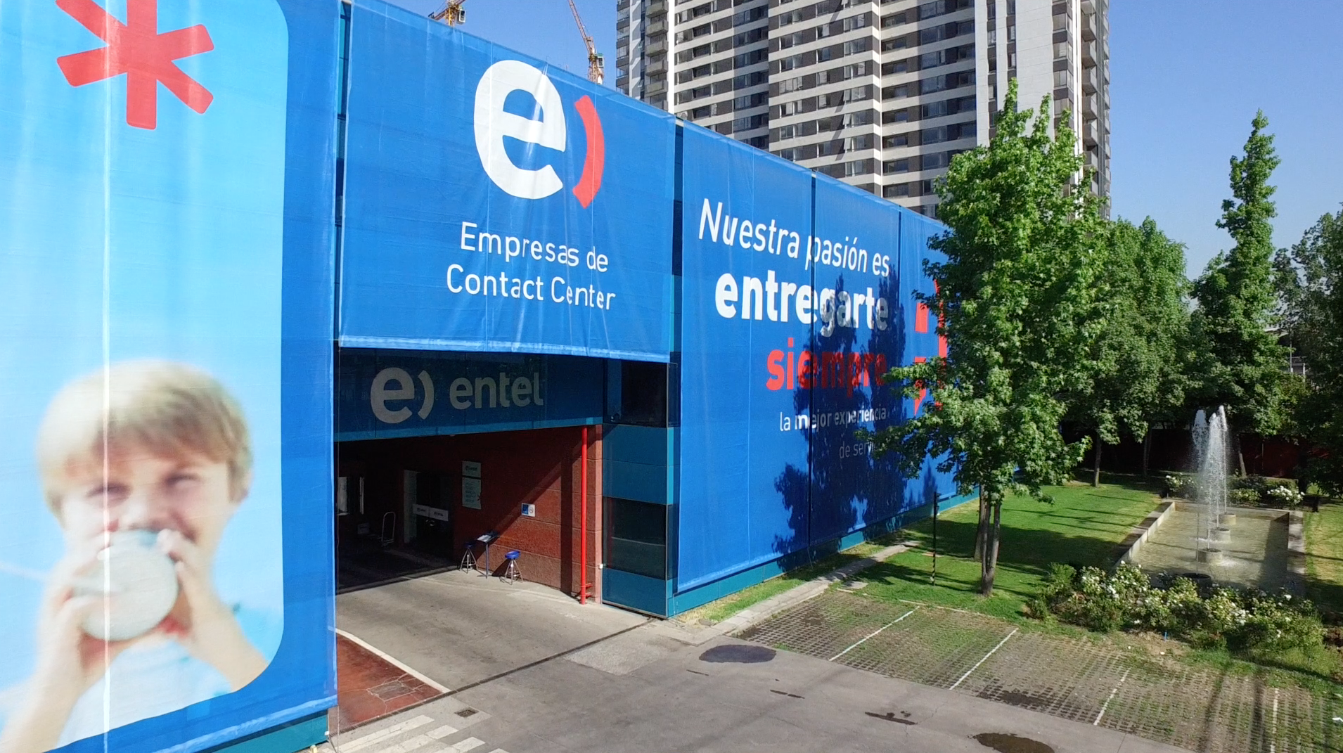 Entel empresas Contact Center (Video)