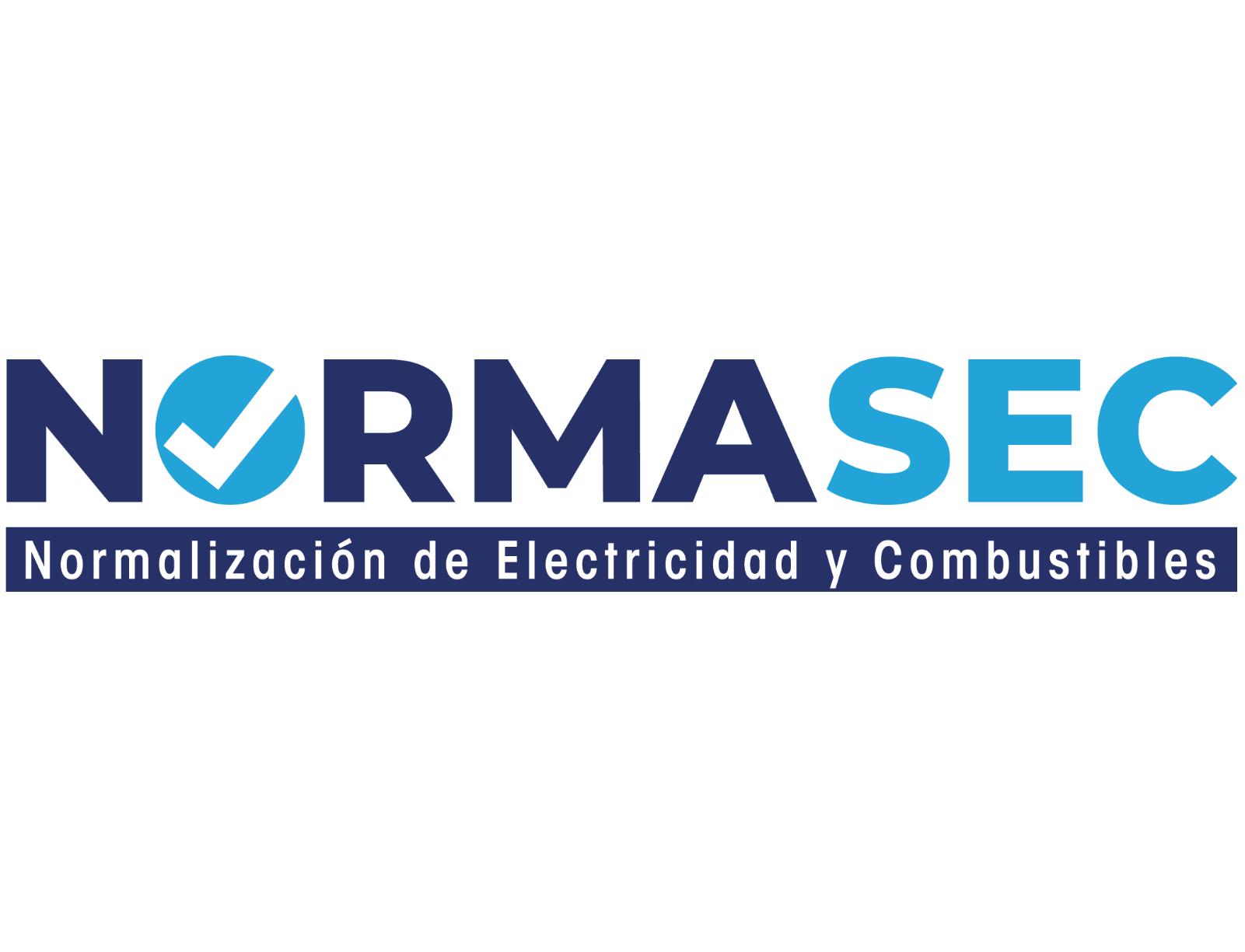 Logotipo Normasec (Rediseño)