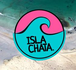 Logotipo Isla Chata