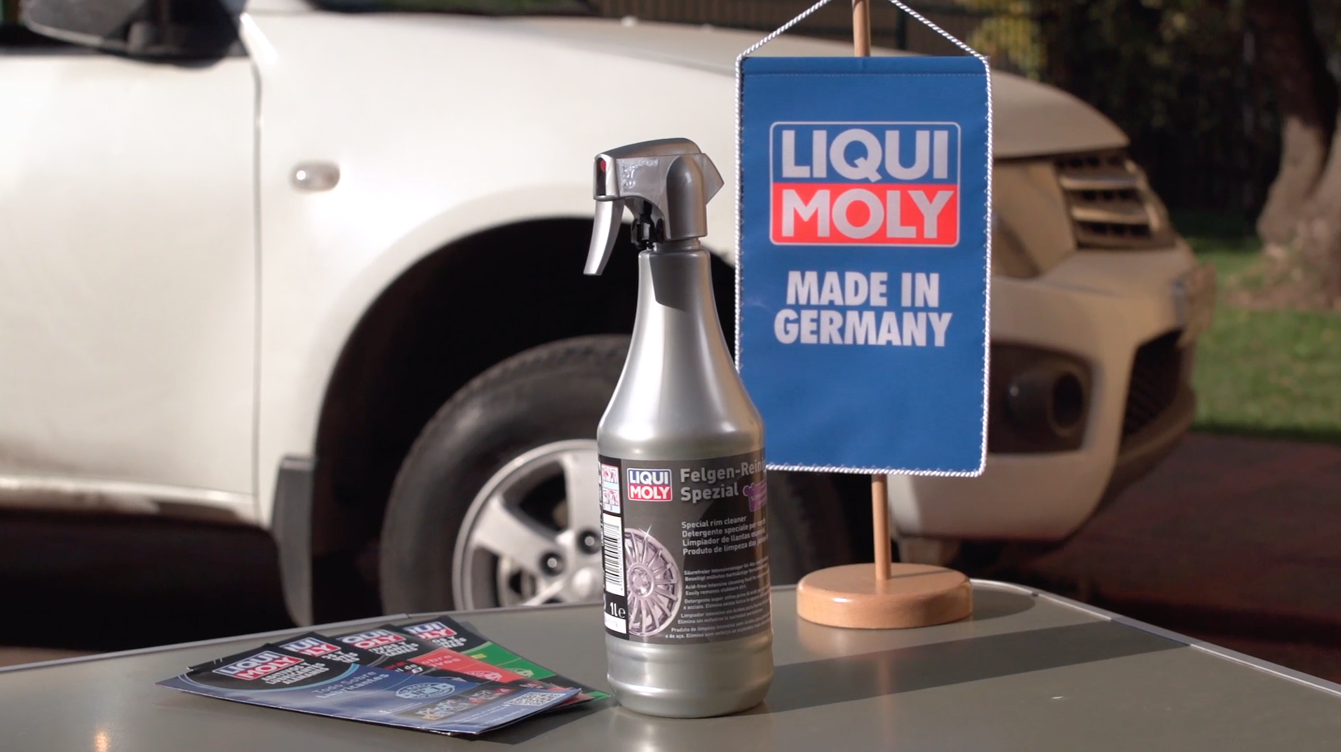 Video Promocional Liqui Moly