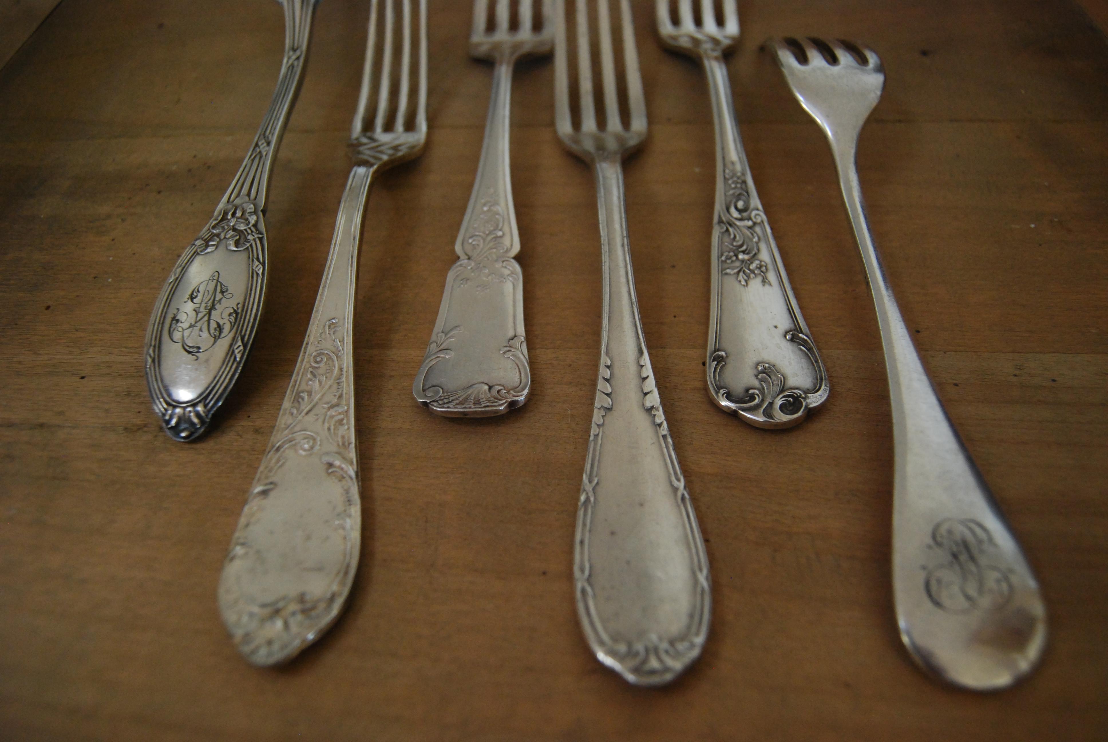 [ fourchettes ]