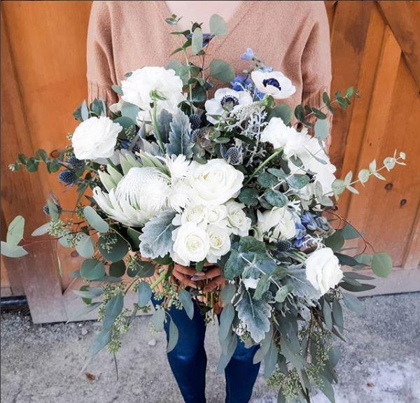 DustyBlue Bouquet