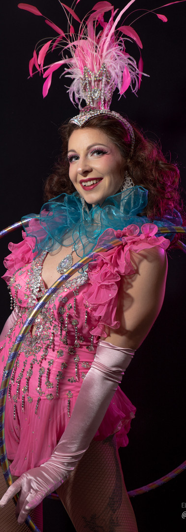 The Pink Showgirl