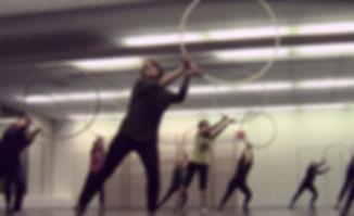 hula hoop cours paris lila chupa hoops