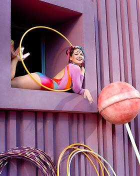 Lila Chupa-Hoops #1 © Eddy LAMAZZI--3.jp