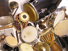 Repairs to Afro Cuban, Brazillian, African & Orchestral Percussion Instruments