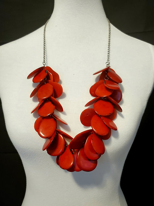 Rumy Tagua Nut Necklace