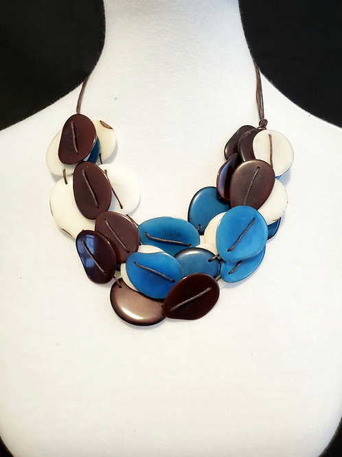 Munay Tagua Nut Necklace