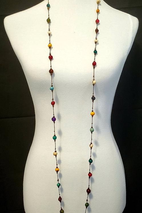 Yaku Acai Seeds Necklace