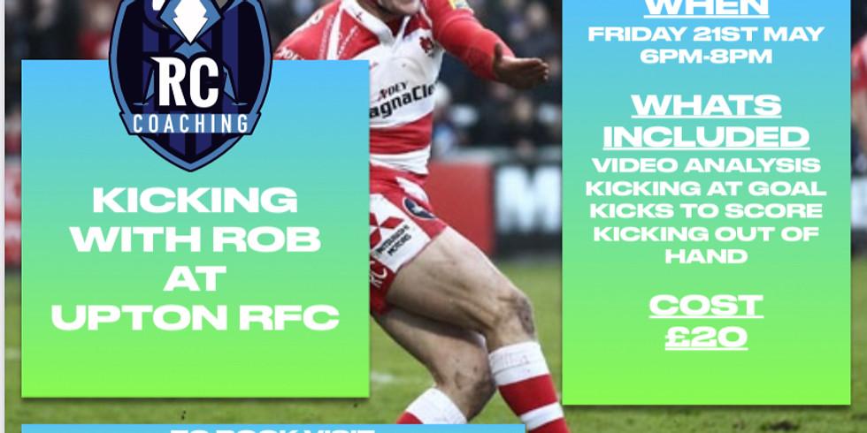 KICKING WITH ROB @ UPTON RFC   (1)