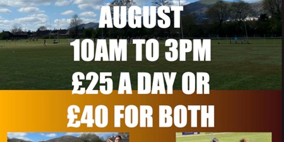 Malvern RFC Summer Rugby Days