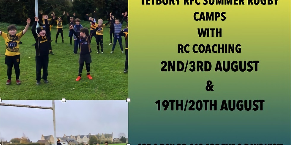 Tetbury RFC Summer Rugby Days (1)