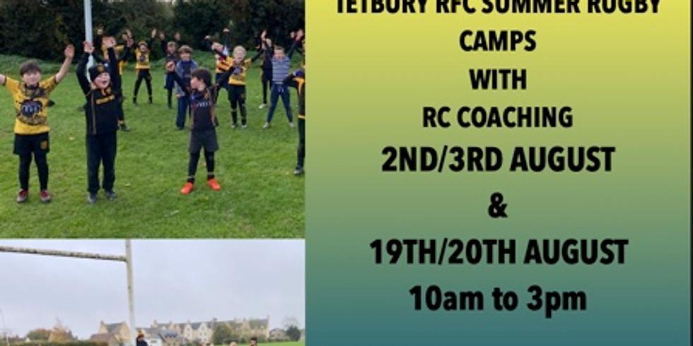 Tetbury RFC Summer Rugby Days