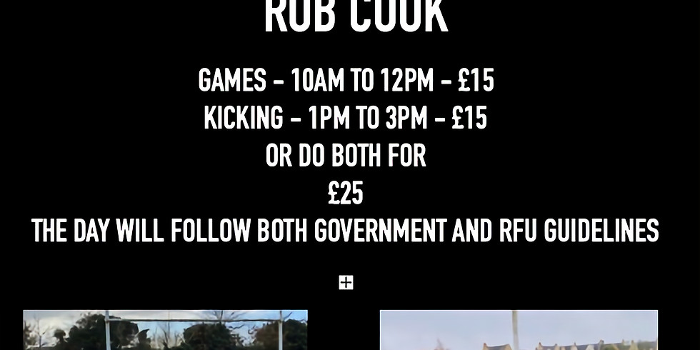 Tetbury RFC Games and Kicking Day 4th June