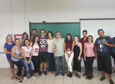 Participação na 2ª Semana Integrada de Ensino, Pesquisa e Extensão (SIEPE)