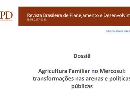 Dossiê Agricultura familiar no Mercosul: transformações nas arenas e políticas públicas