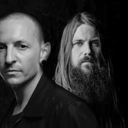Mark Morton // Cross Off - Featuring Chester Bennington [Single Review]