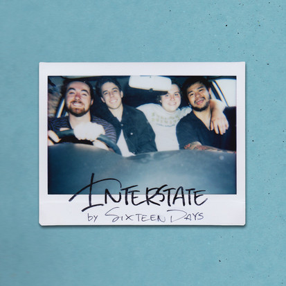PREMIERE: Sixteen Days // Interstate [Exclusive Stream]