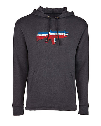 WHOLESALE Team America Hoodie | Fleece Lined
