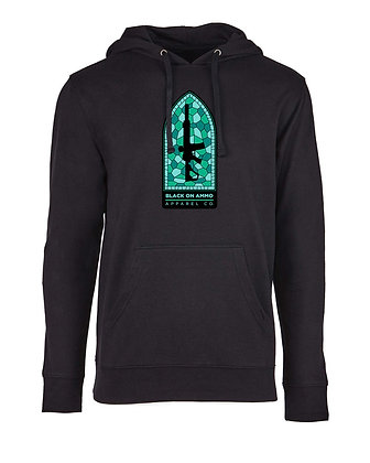 Stained Glass Hoodie  | Lightweight