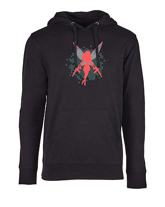 WHOLESALE Coral Fairy Hoodie  | Lightweight