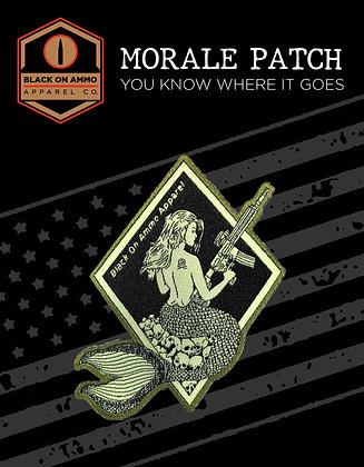Mermaid Patch