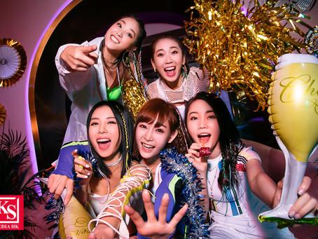 推新歌記念成軍7年 Super Girls閨「蜜」互爆 肉帛相見