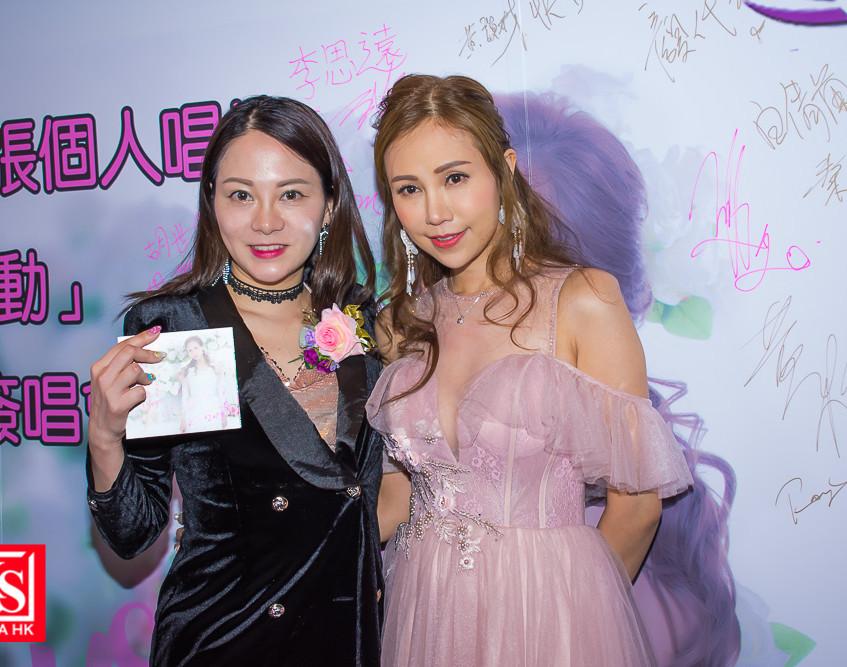 吳堯堯yoyo首張個人唱片從新感動發佈會及簽唱會-16