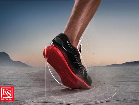 ASICS 革命性跑鞋 METARIDE 全球矚目登場! 減低足踝能量損耗 顛覆跑步體驗