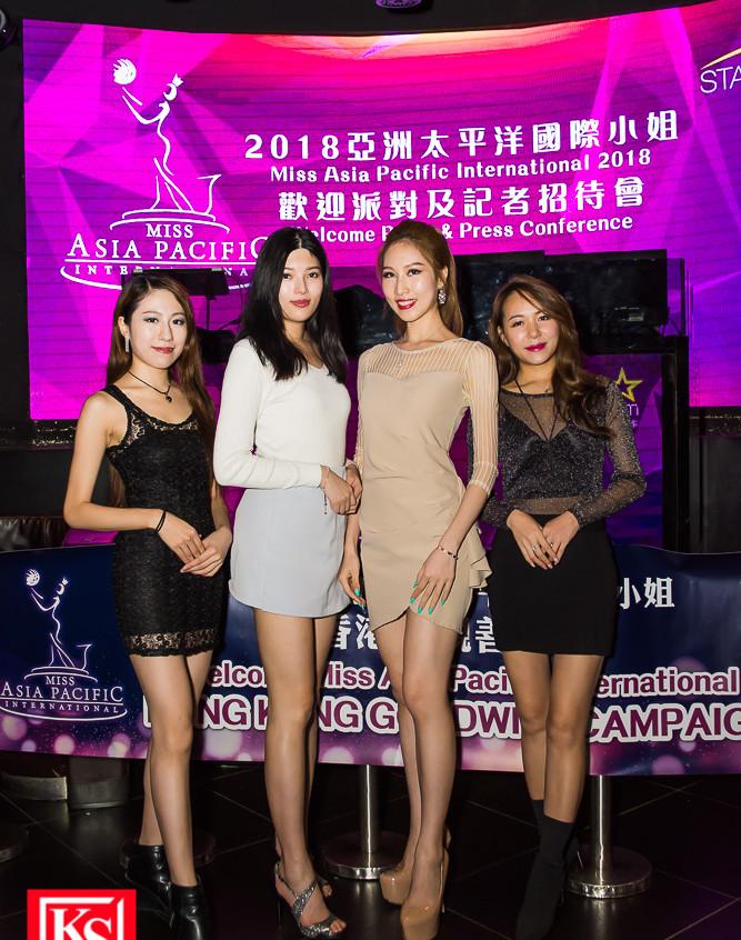 2018亞洲太平洋國際小姐歡迎派對-26