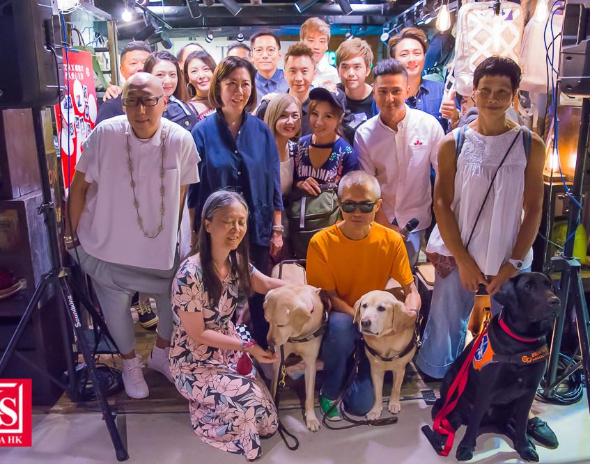 TDN x 導盲犬慈善義賣活動-12