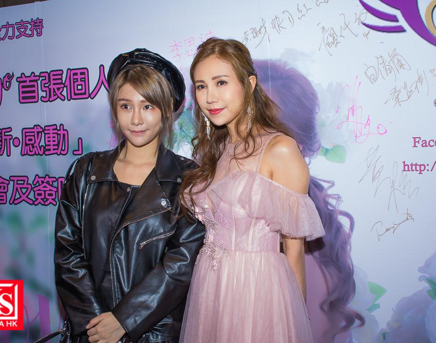吳堯堯yoyo首張個人唱片從新感動發佈會及簽唱會-19