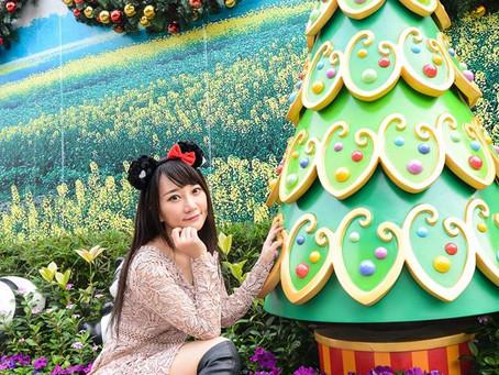 Abby Wong, 與你同遊聖誕全城Ho Ho Ho