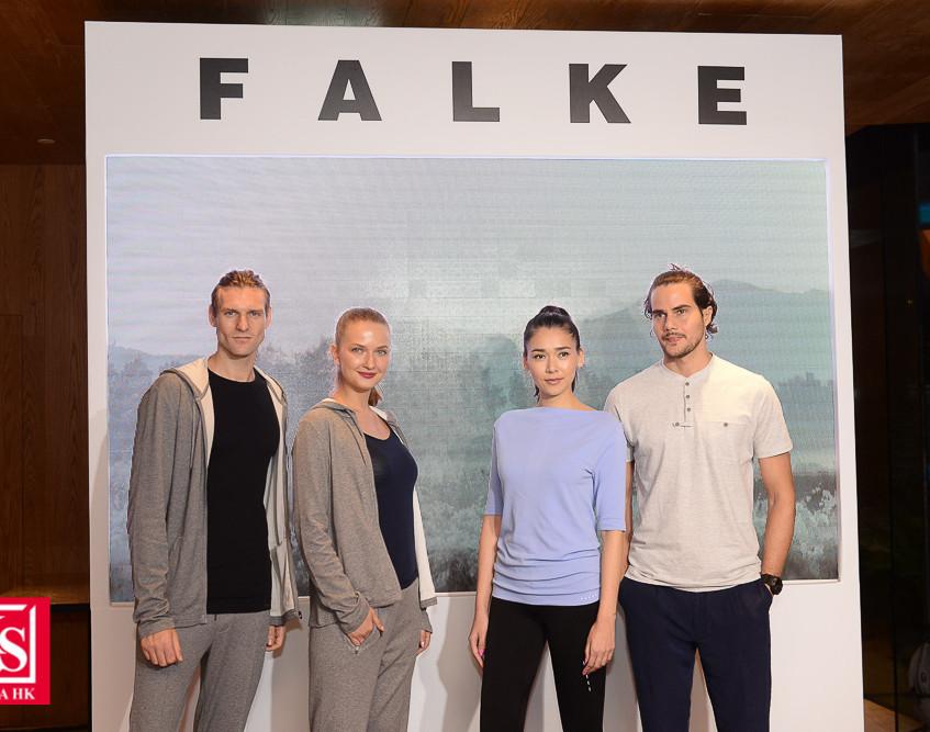 Falke全新香港專門店正式開幕,劉穎鏇任開幕嘉賓!-16