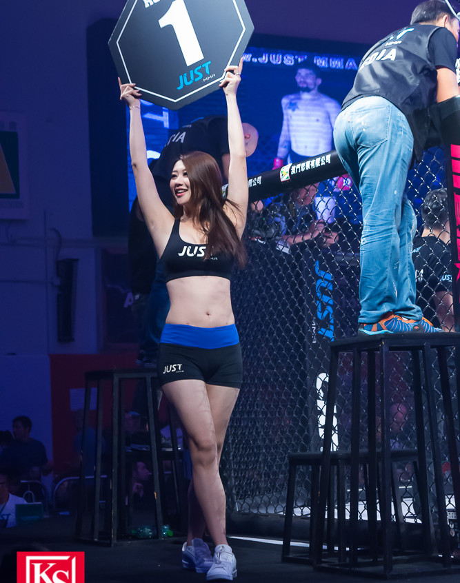 Just MMA-19