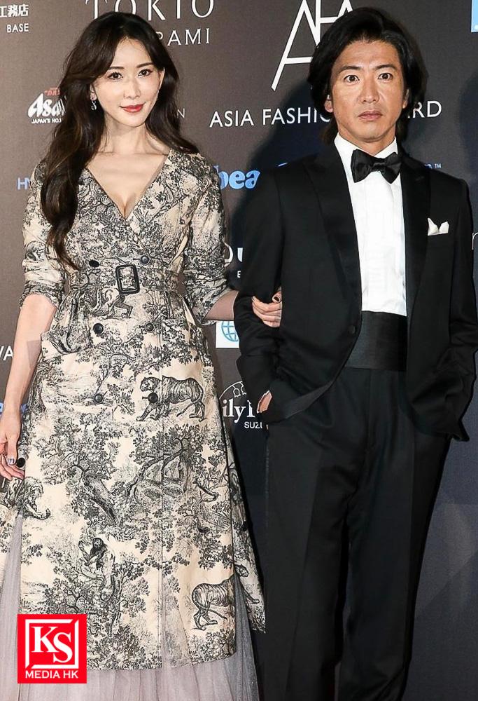 香港時尚達人洪詠霖Sarina獲邀出席亞洲時尚大獎, 喜與小時偶像見面-3