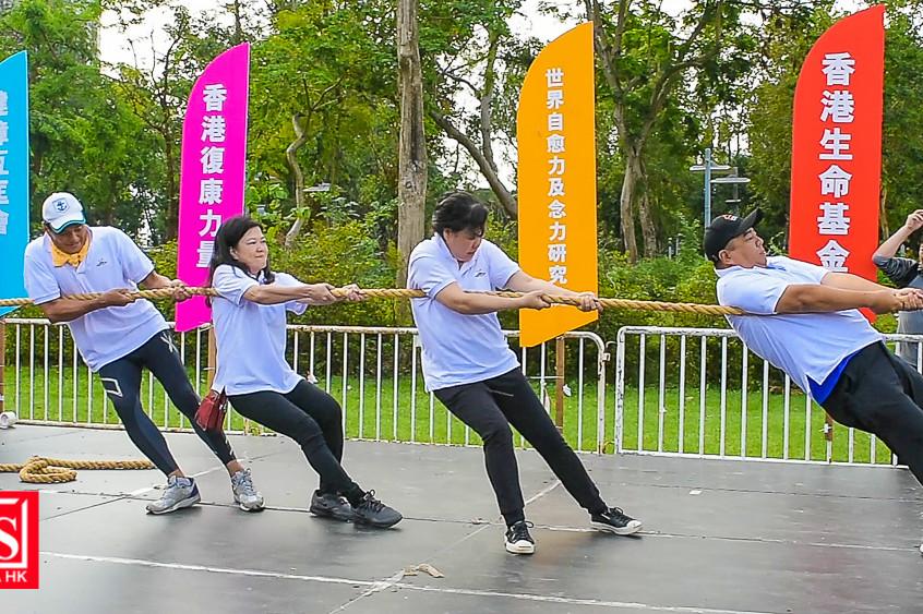 全城合力齊創『千人傷健跳繩世界紀錄』 (2)