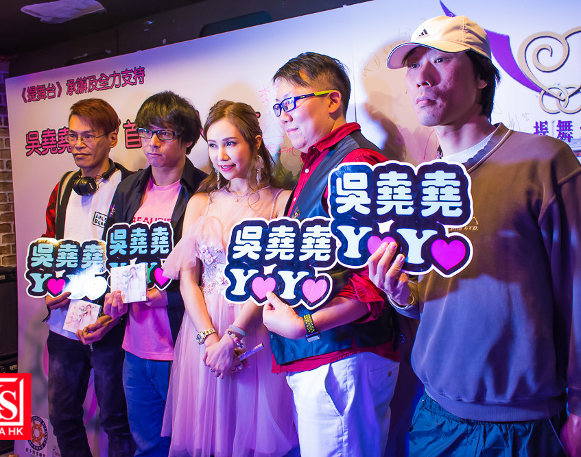 吳堯堯yoyo首張個人唱片從新感動發佈會及簽唱會-20