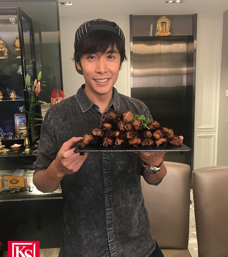全新飲食節目《董事廚房》  李日朗想向鼎爺偷師學廚藝-3