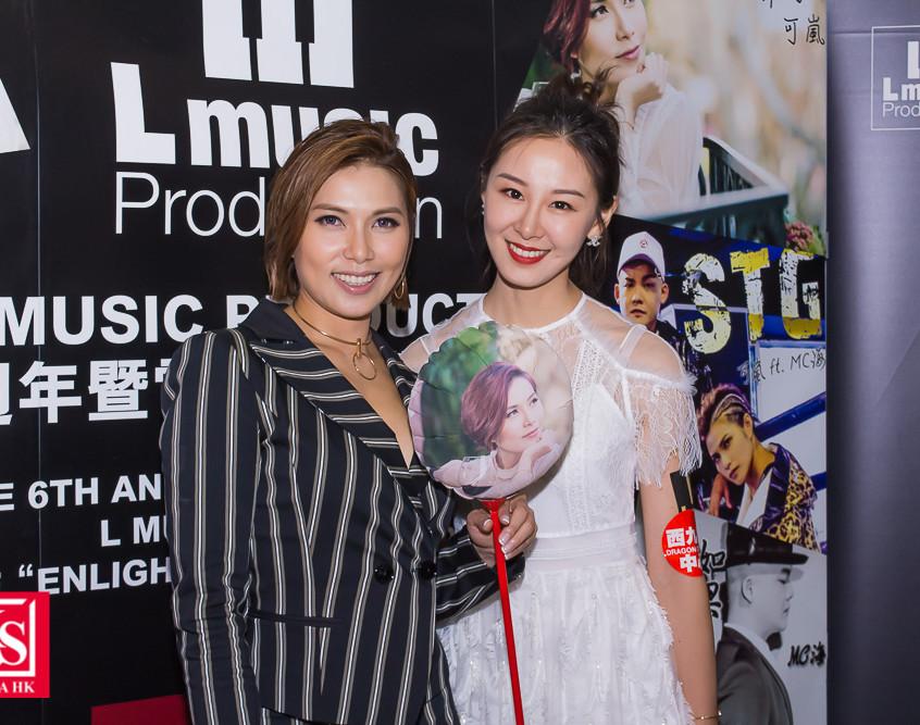 可嵐 -- L Music Production 6 周年慶典 暨 電影《啟蒙》