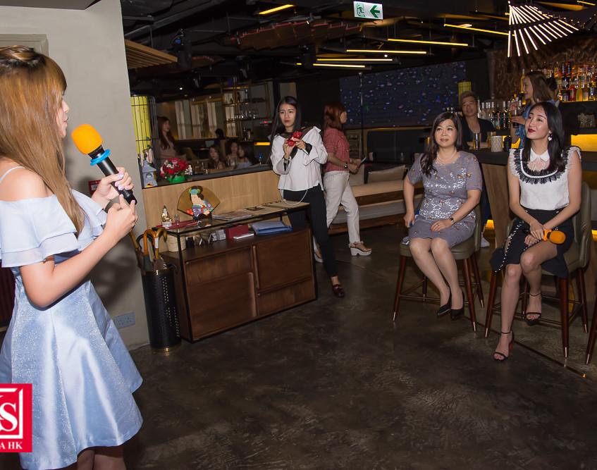 「2018亞洲太平洋國際小姐」最後8強佳麗見面交流--10
