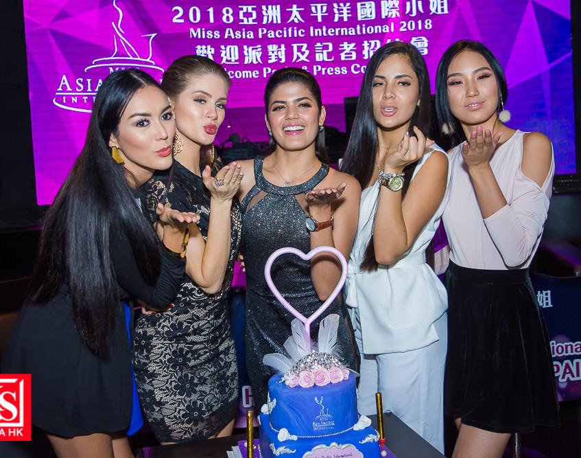 2018亞洲太平洋國際小姐歡迎派對-33