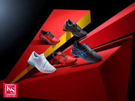 超人特攻隊強勢回歸 聯乘 ASICS 推出跑鞋 激發一家大小潛藏的超能力