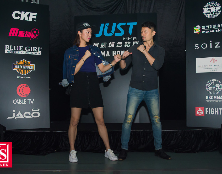 Just MMA-5