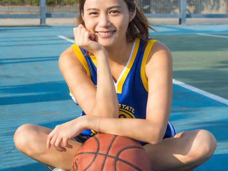 """[K]iss [S]unshine陽光女生, """"籃球女神""""方泳琳Jessie"""