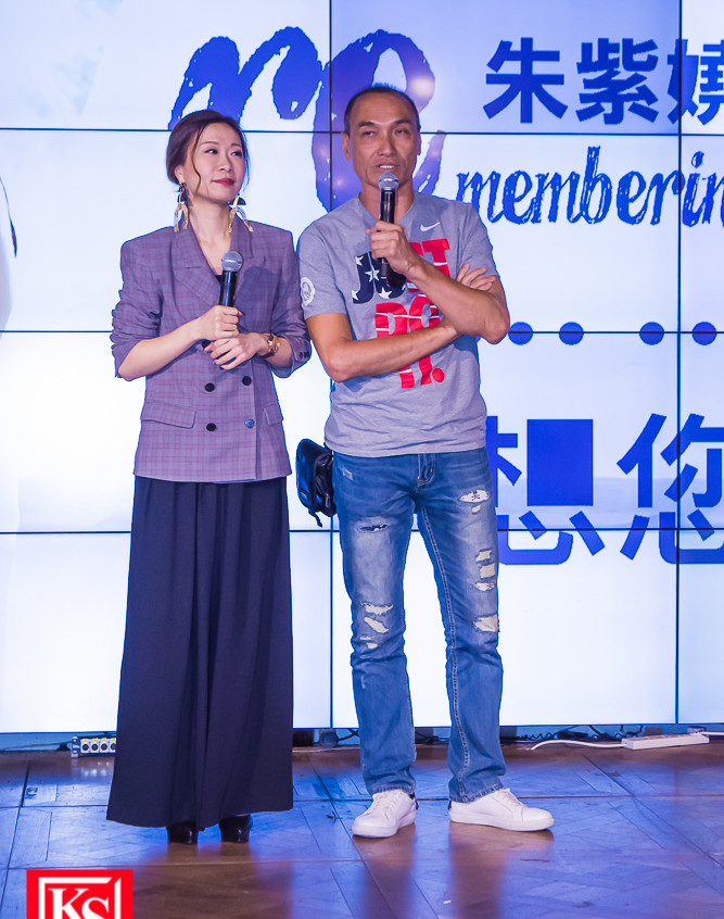 『Remembering.....想您』朱紫嬈HIFI發燒專輯發佈會-17