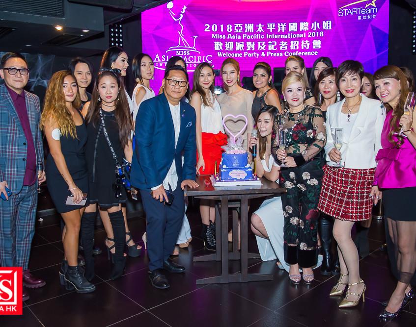 2018亞洲太平洋國際小姐歡迎派對-32
