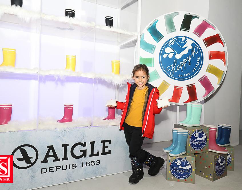 AIGLE開設全港首間期間限定「#HOTWINTER體驗館」-18